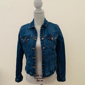 EUC GAP Denim Jacket Size M